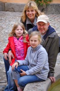 Daniela Ritzerfeld Familie First
