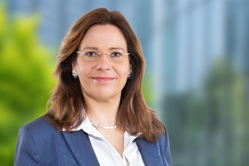 Porträt von Daniela Ritzerfeld Bürgermeisterin der Stadt Geilenkirchen